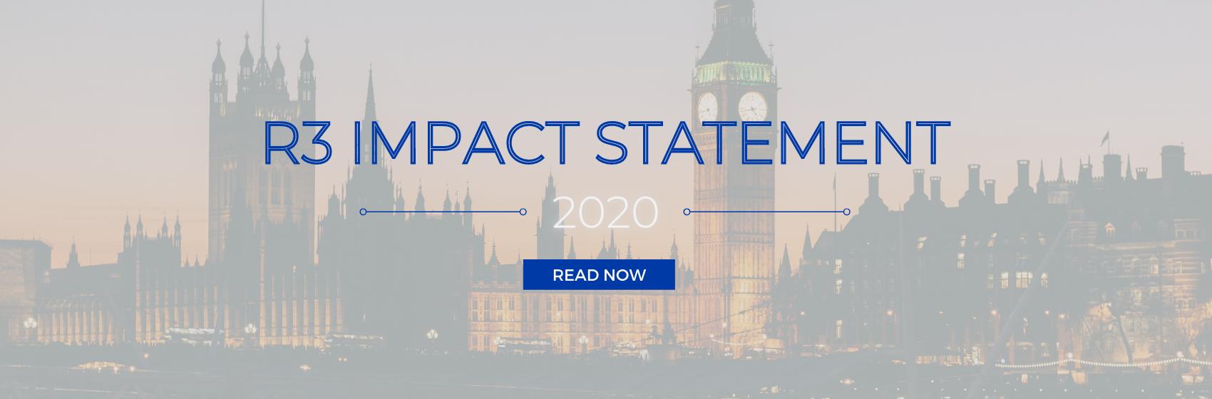Impact Statement 2020