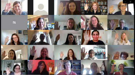 International Women's day webinar