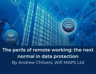 Advertising feature: The perils of remote working: the next normal in data protection